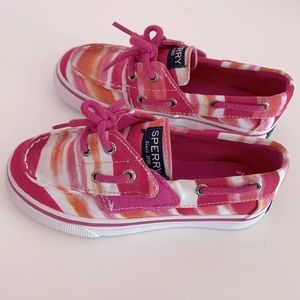 Sperry toddler girl 👧🏼 shoes size 9